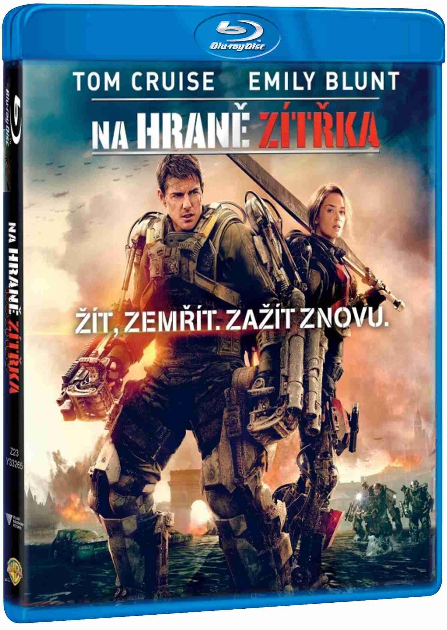 NA HRANĚ ZÍTŘKA - Blu-ray