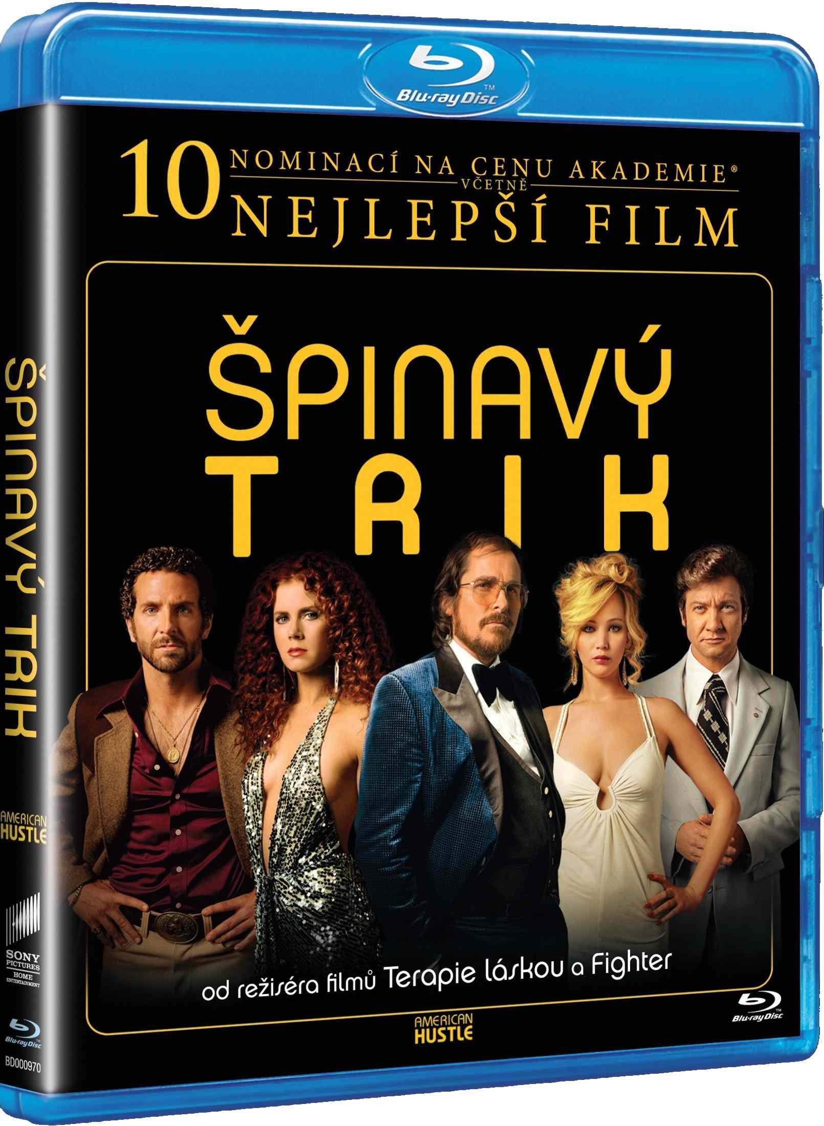 ŠPINAVÝ TRIK - Blu-ray