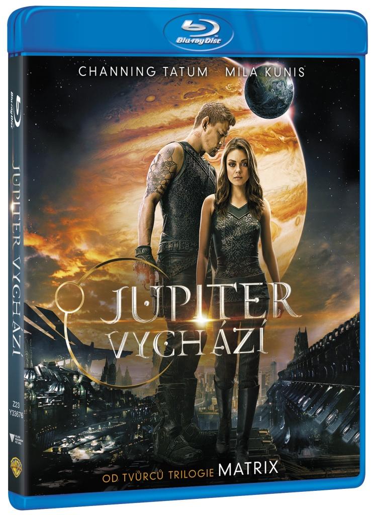 JUPITER VYCHÁZÍ - Blu-ray