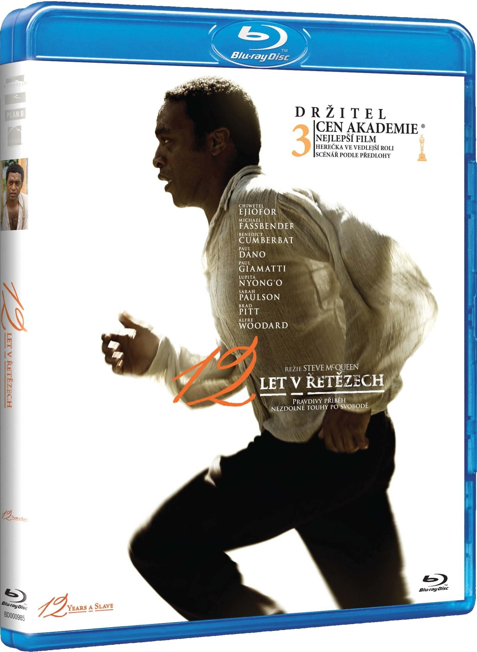 12 LET V ŘETĚZECH - Blu-ray