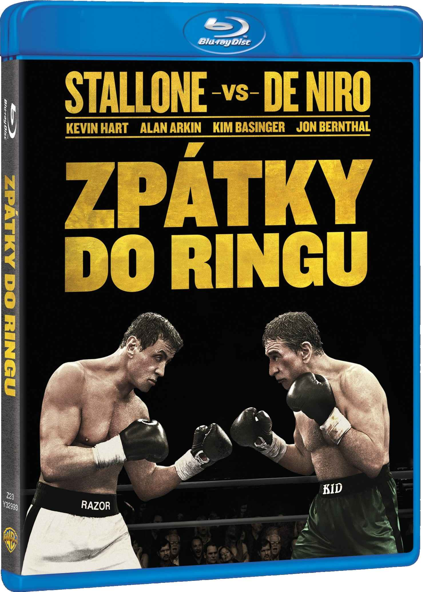 ZPÁTKY DO RINGU - Blu-ray