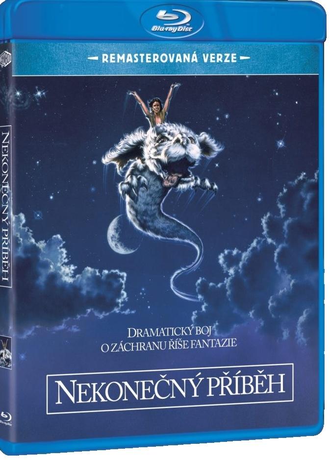 Nekonečný příběh (Remasterovaná verze) - Blu-ray