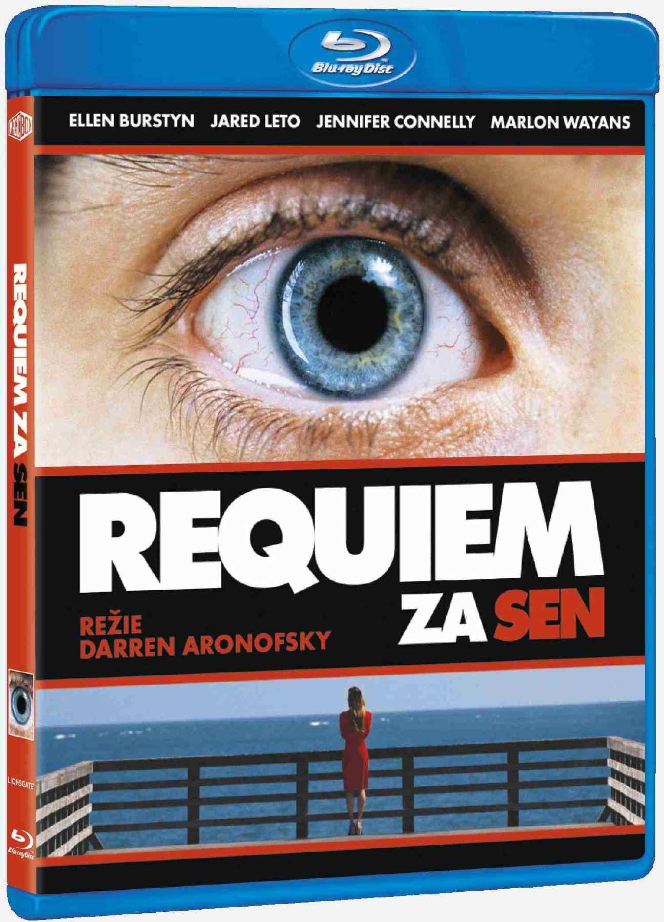 REQUIEM ZA SEN - Blu-ray