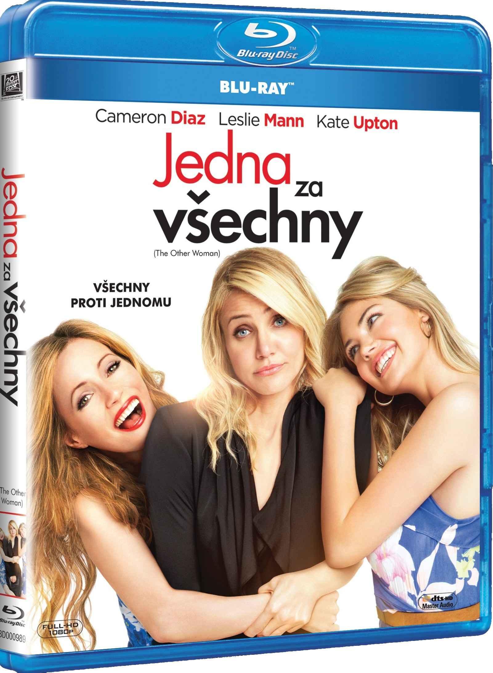 JEDNA ZA VŠECHNY - Blu-ray