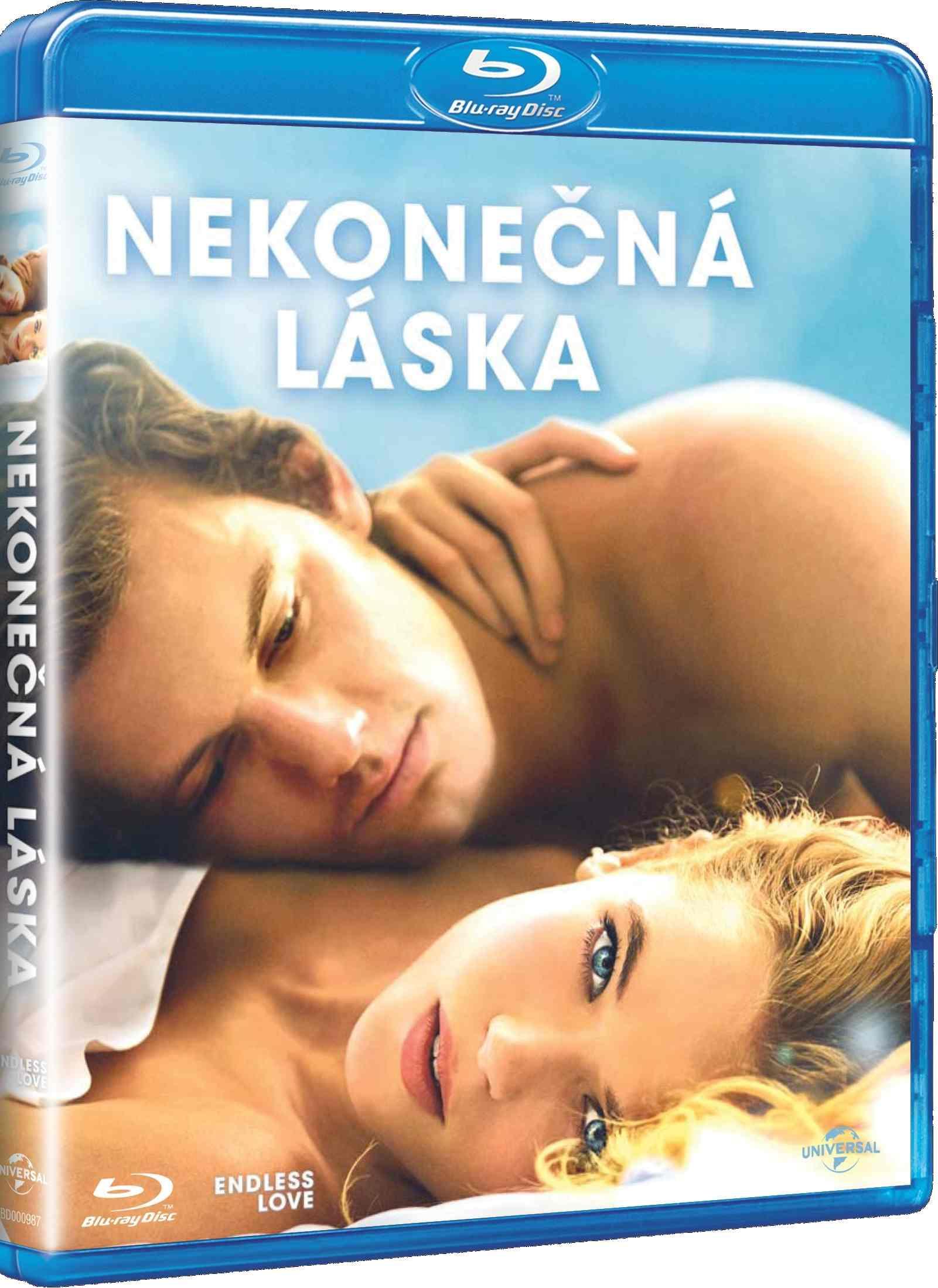NEKONEČNÁ LÁSKA - Blu-ray