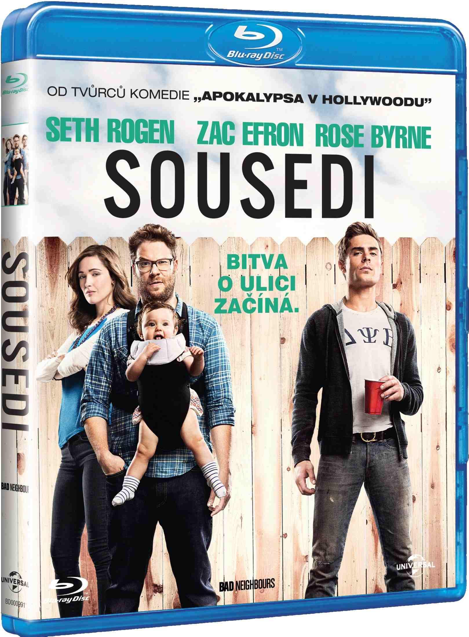 SOUSEDI - Blu-ray