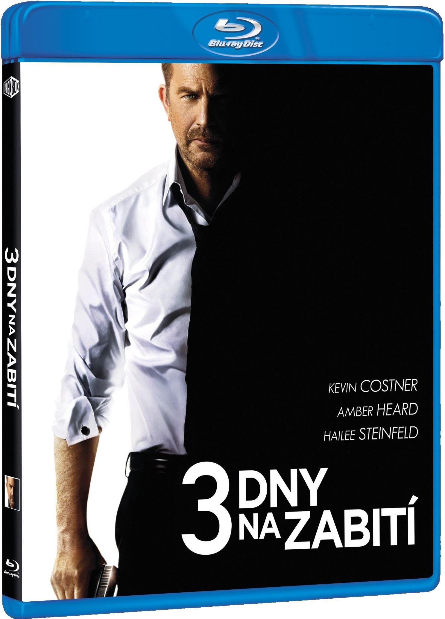 3 DNY NA ZABITÍ - Blu-ray