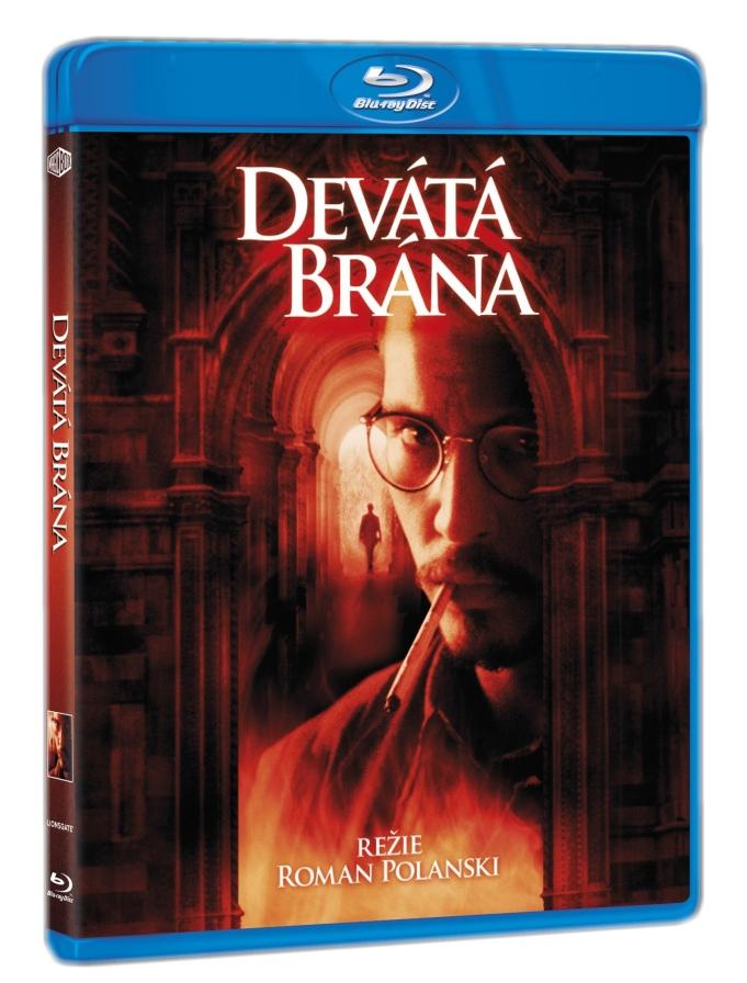 DEVÁTÁ BRÁNA - Blu-ray