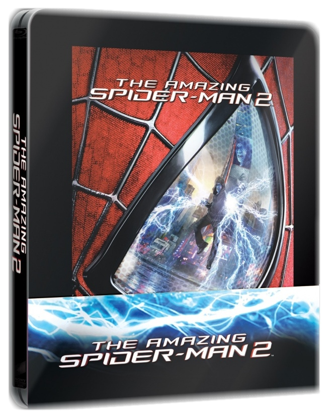 AMAZING SPIDER-MAN 2 - Blu-ray STEELBOOK