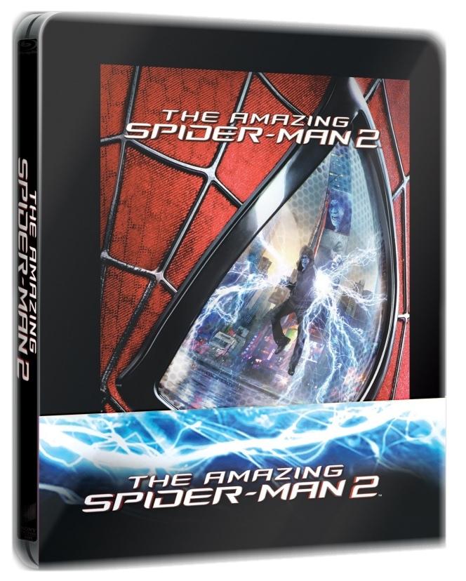 AMAZING SPIDER-MAN 2 - Blu-ray STEELBOOK