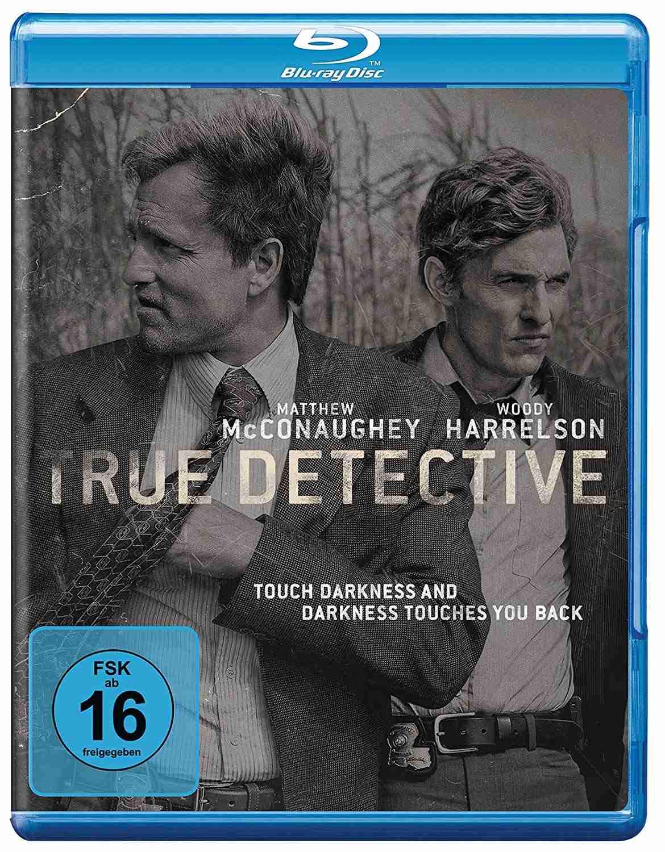 Temný případ - 1. série - Blu-ray