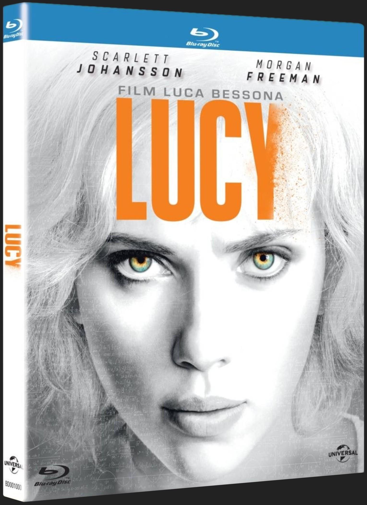 LUCY - Blu-ray
