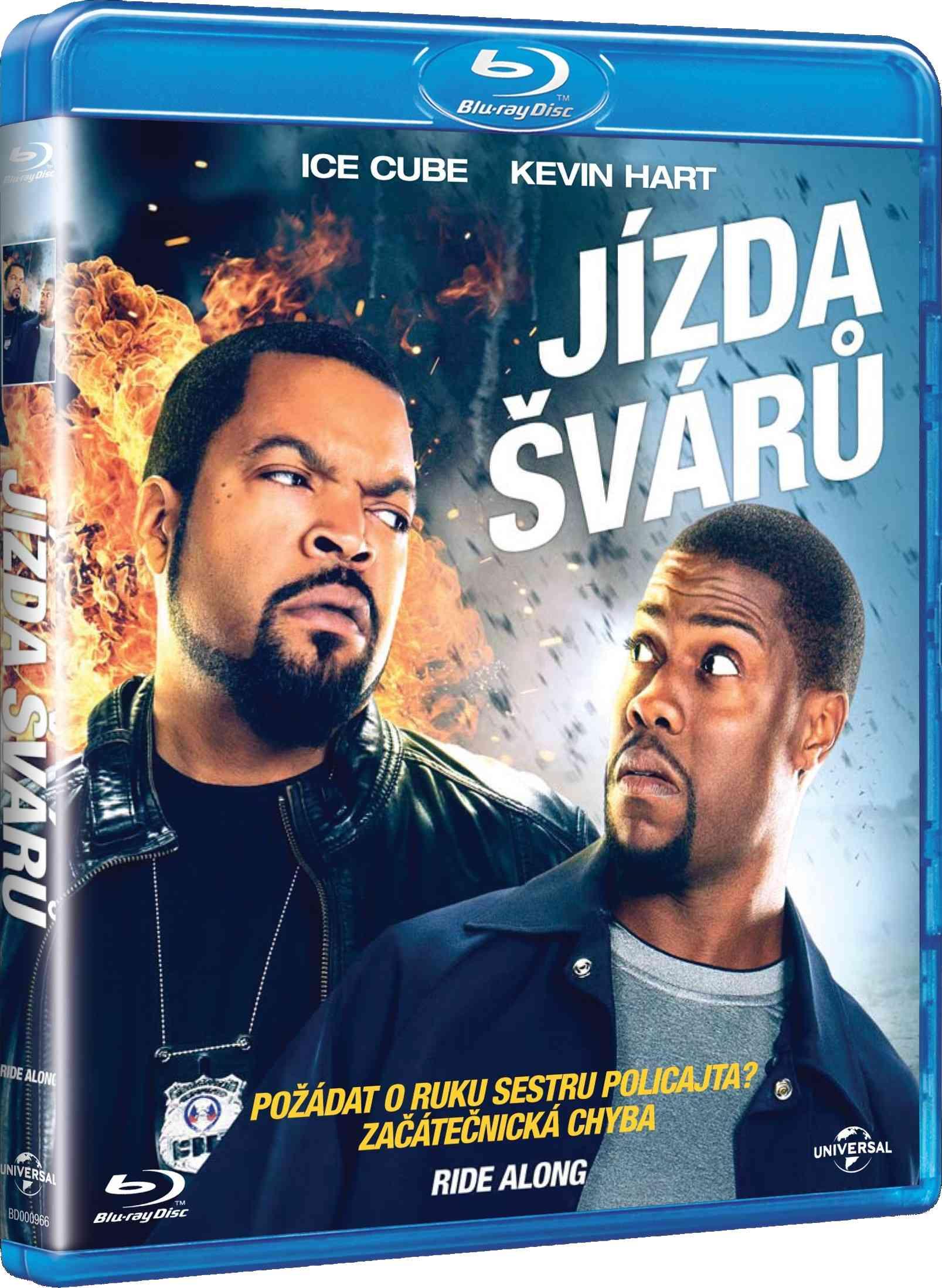 Jízda švárů - Blu-ray