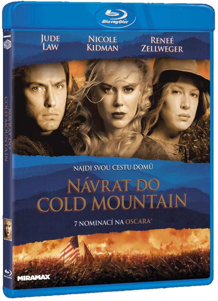 NÁVRAT DO COLD MOUNTAIN - Blu-ray