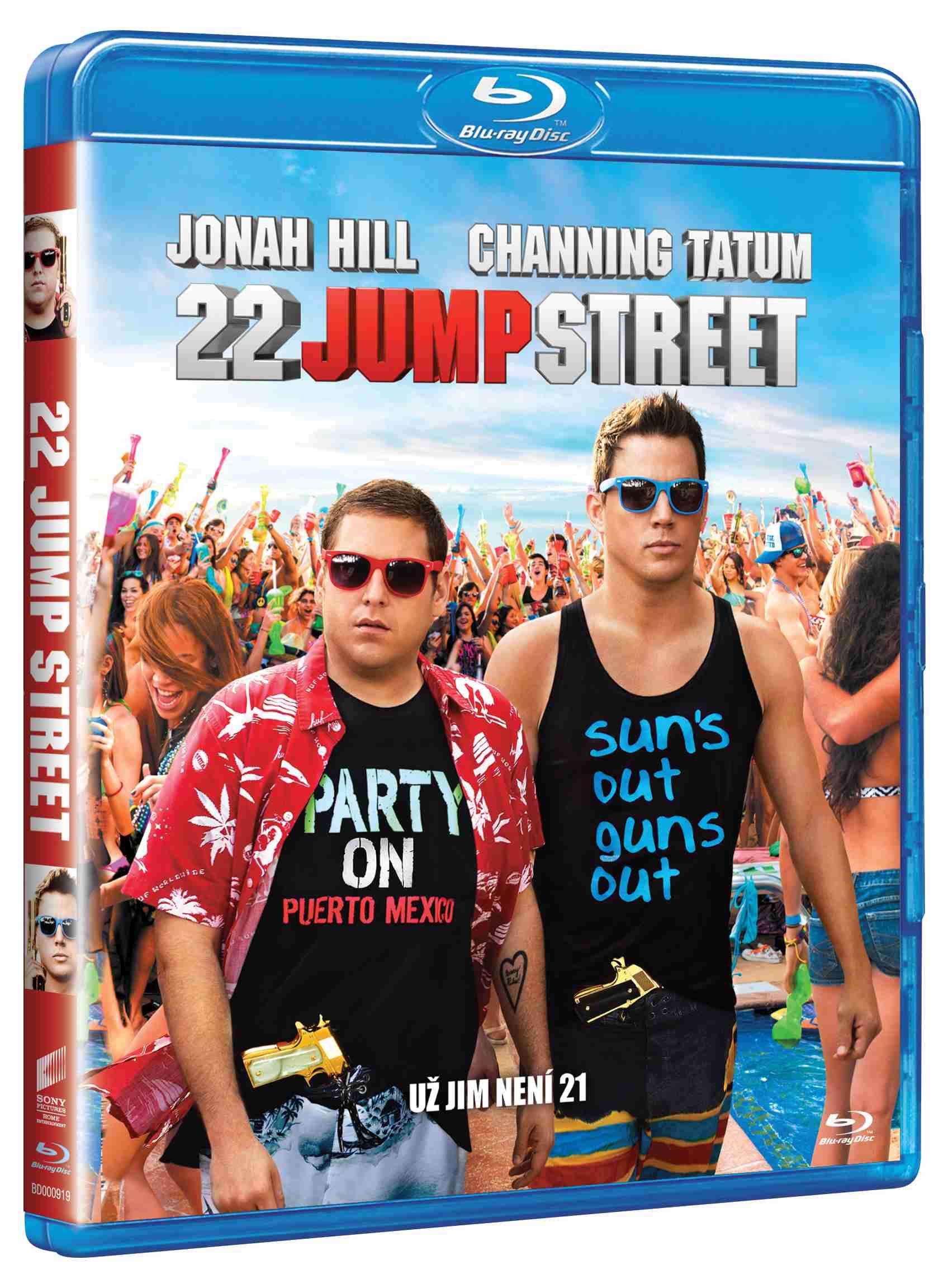 22 JUMP STREET - Blu-ray