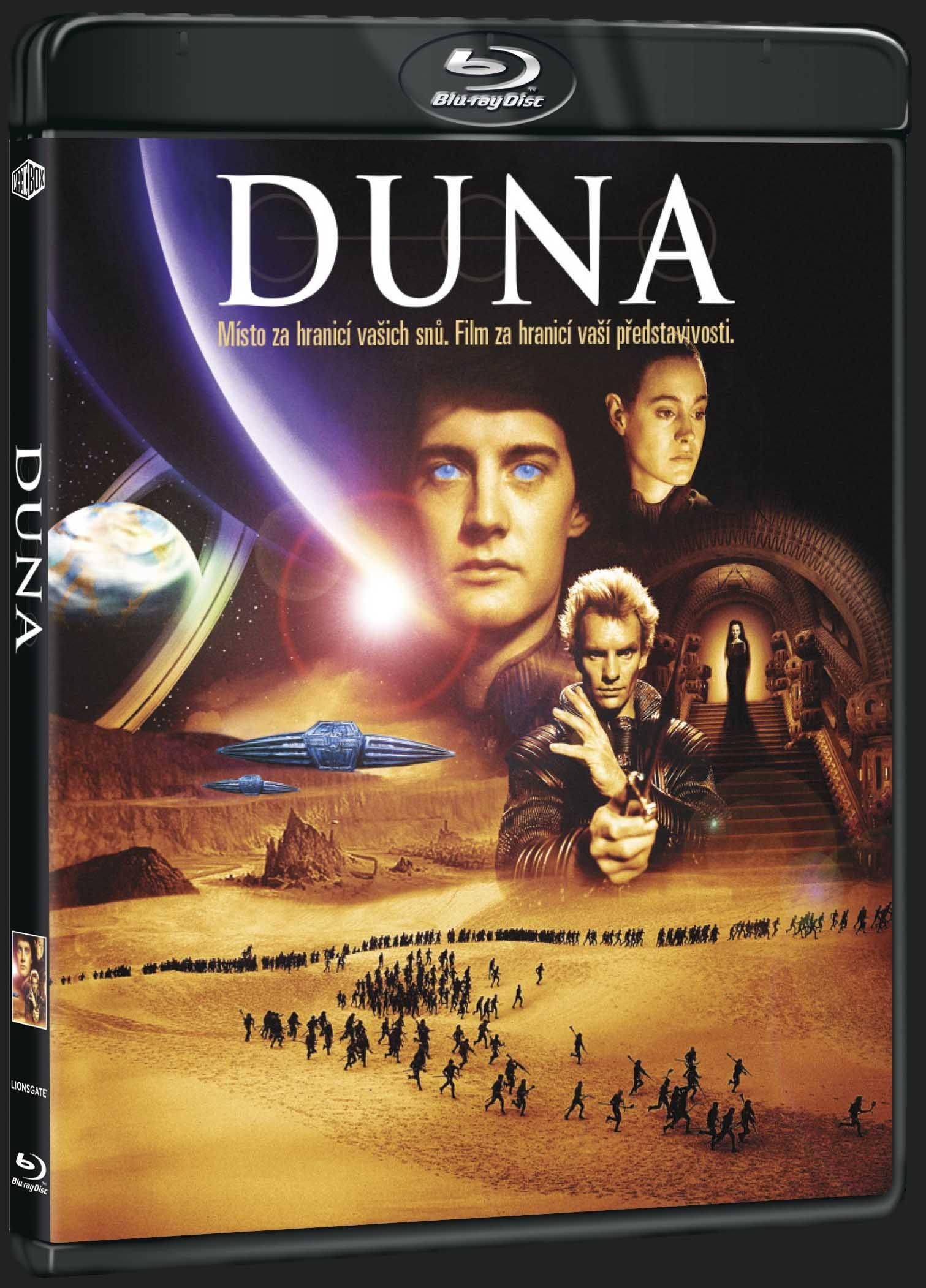 DUNA - Blu-ray