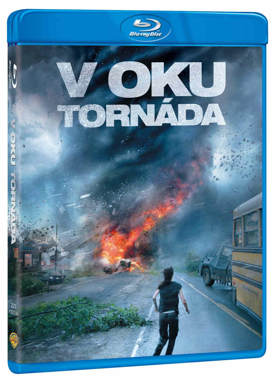 V OKU TORNÁDA - Blu-ray