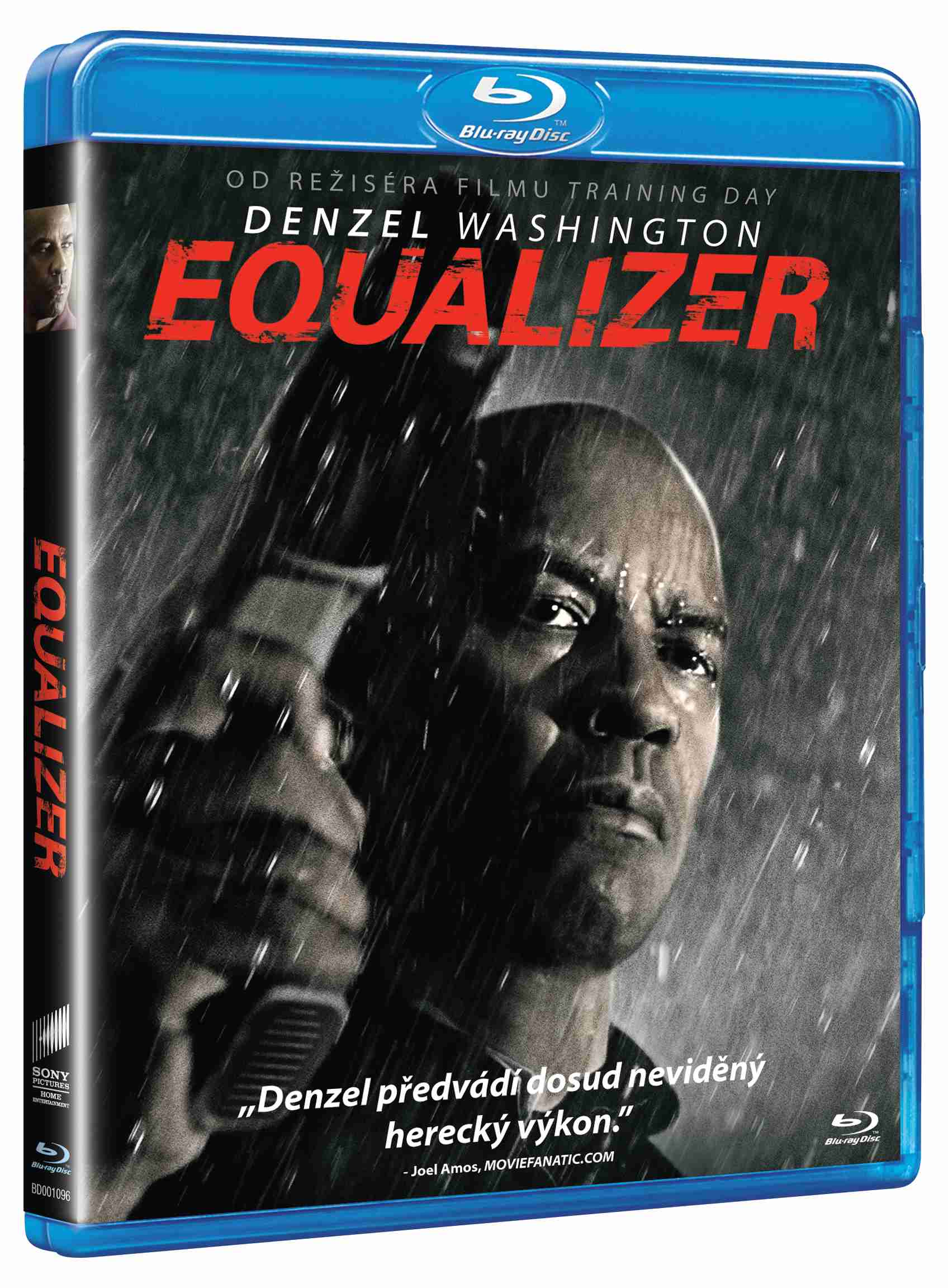 Equalizer - Blu-ray