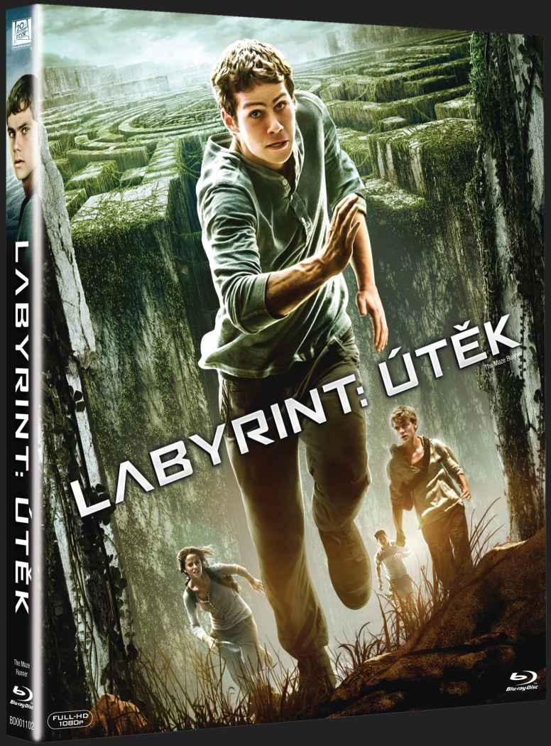 LABYRINT: ÚTĚK - Blu-ray