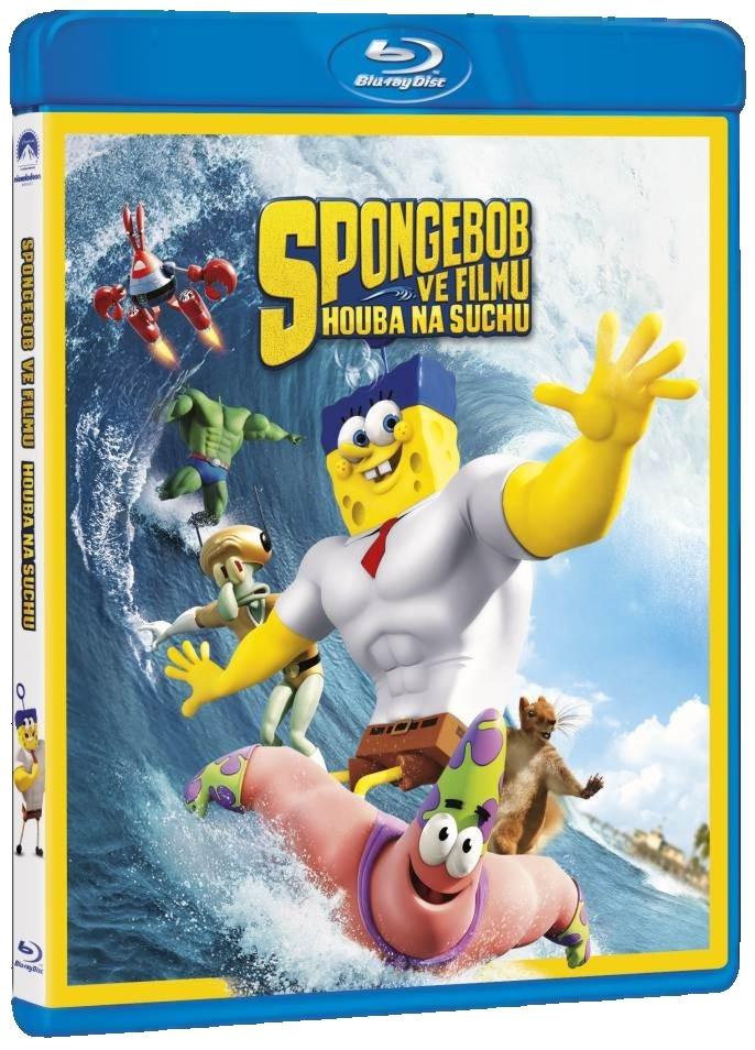 SPONGEBOB VE FILMU: HOUBA NA SUCHU - Blu-ray