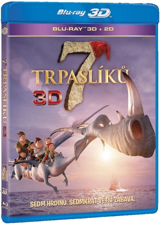 7 TRPASLÍKŮ - Blu-ray 3D + 2D