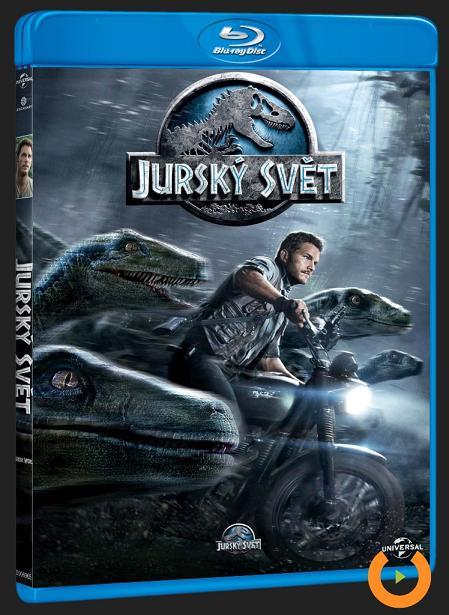 JURSKÝ SVĚT - Blu-ray