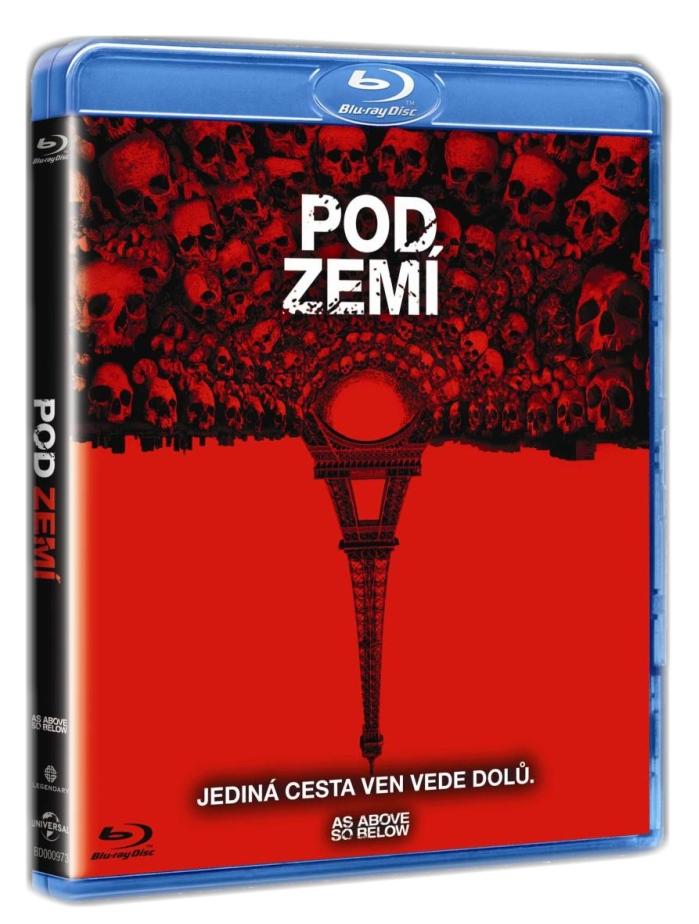 POD ZEMÍ - Blu-ray