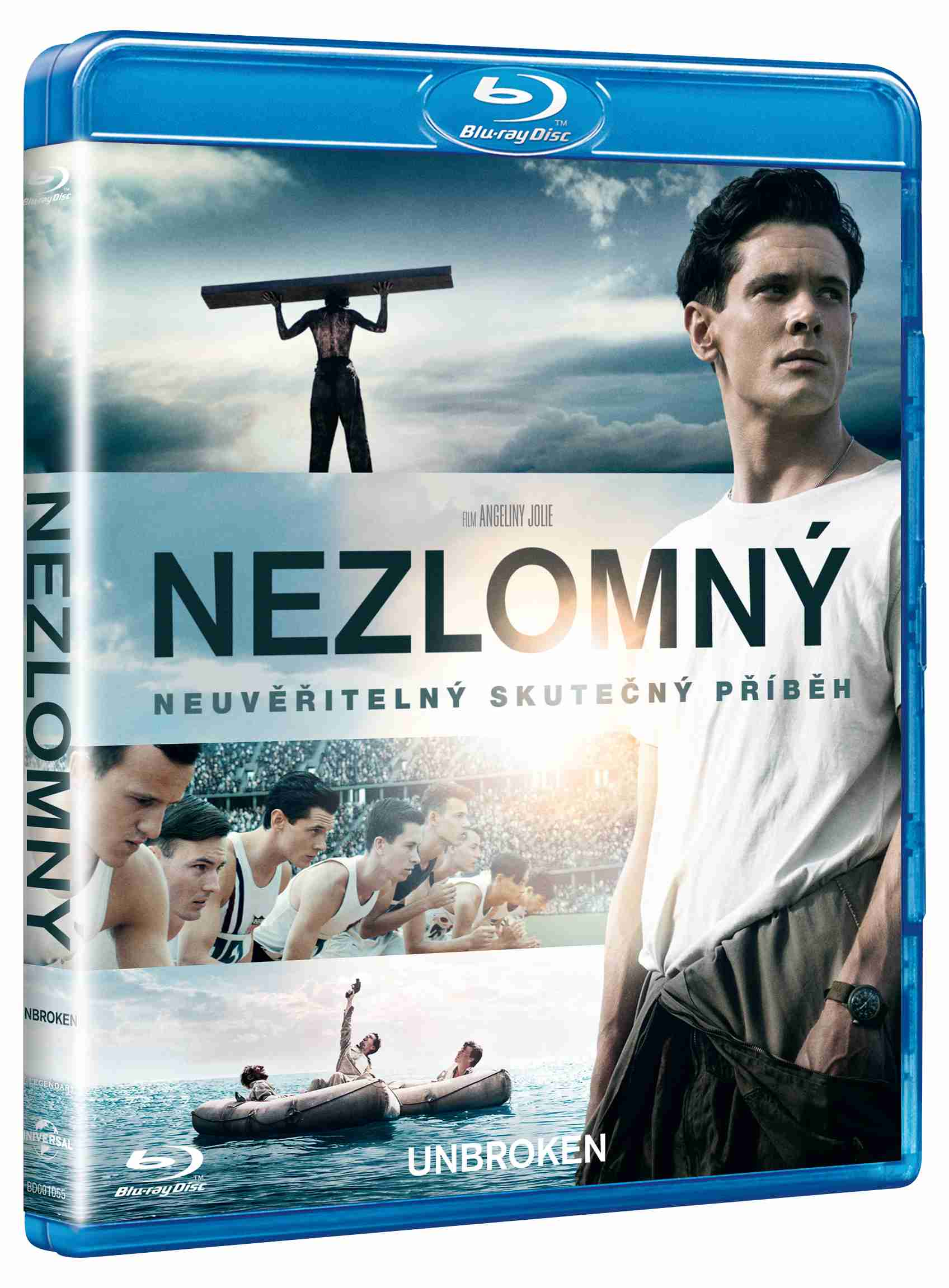 NEZLOMNÝ - Blu-ray