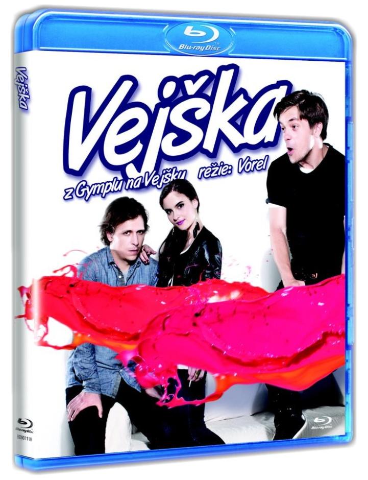 VEJŠKA - Blu-ray
