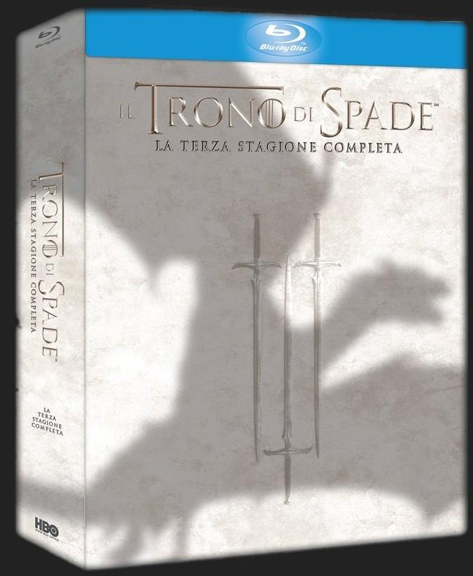 HRA O TRŮNY - 3. SÉRIE (Limitovaná edice, 5 BD) - Blu-ray