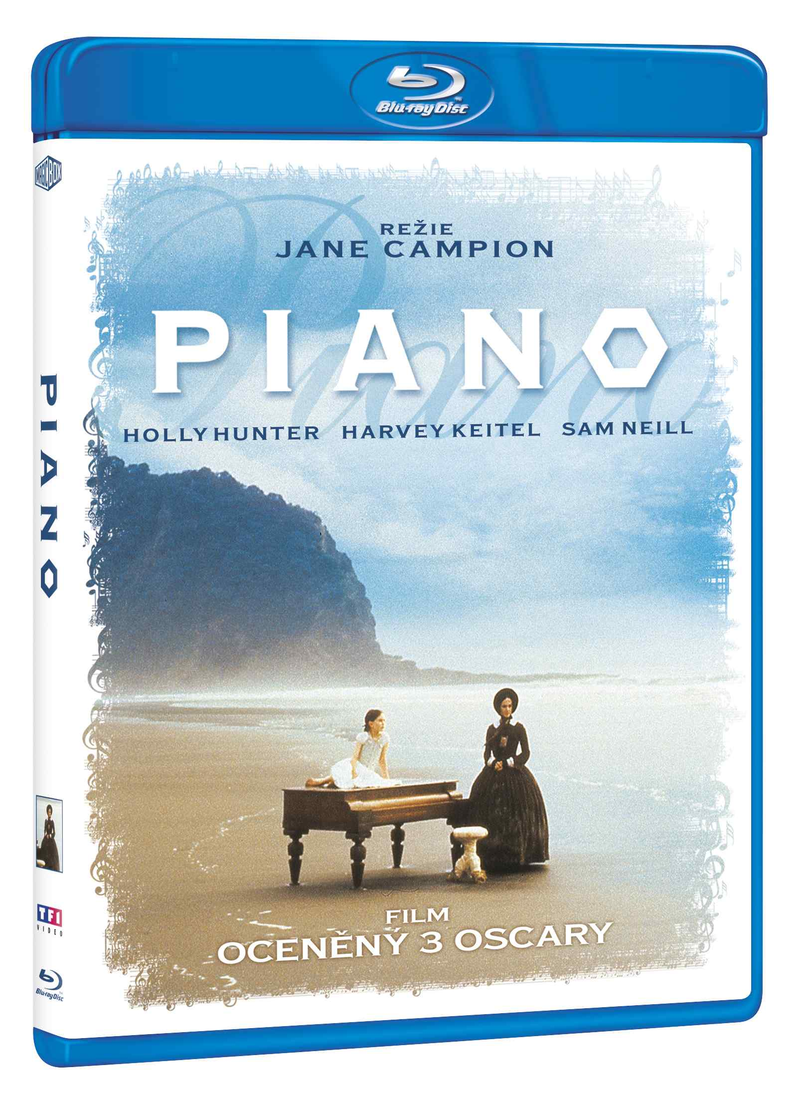 PIANO - Blu-ray
