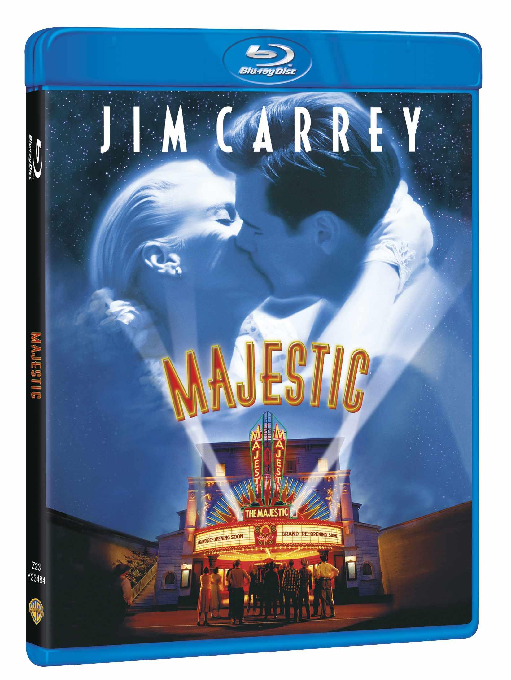 MAJESTIC - Blu-ray