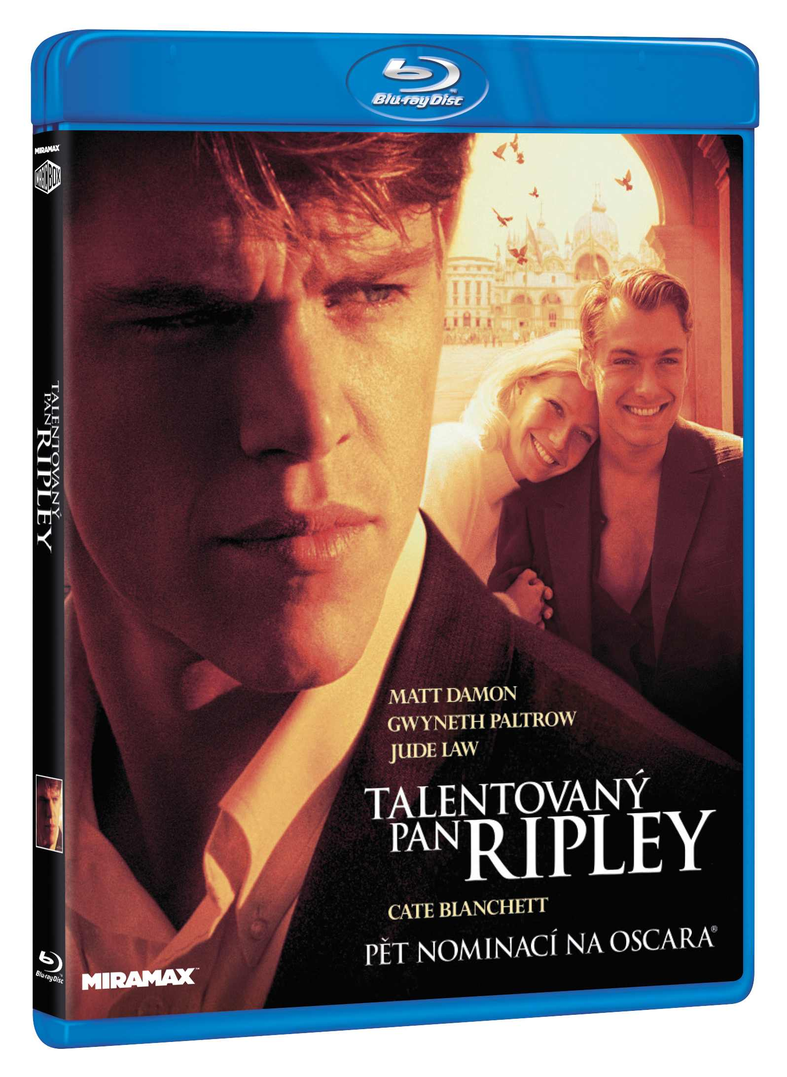 TALENTOVANÝ PAN RIPLEY - Blu-ray