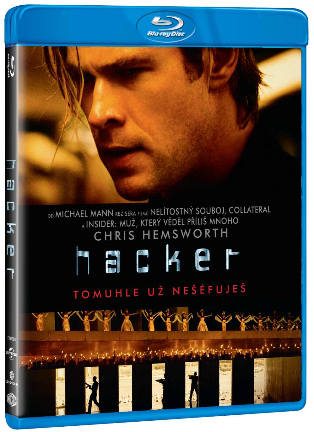 HACKER - Blu-ray