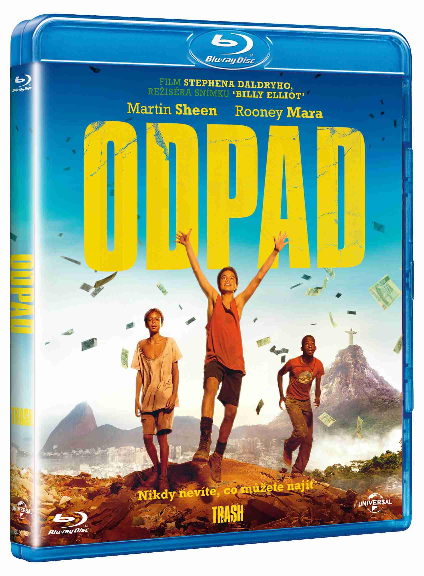 ODPAD - Blu-ray