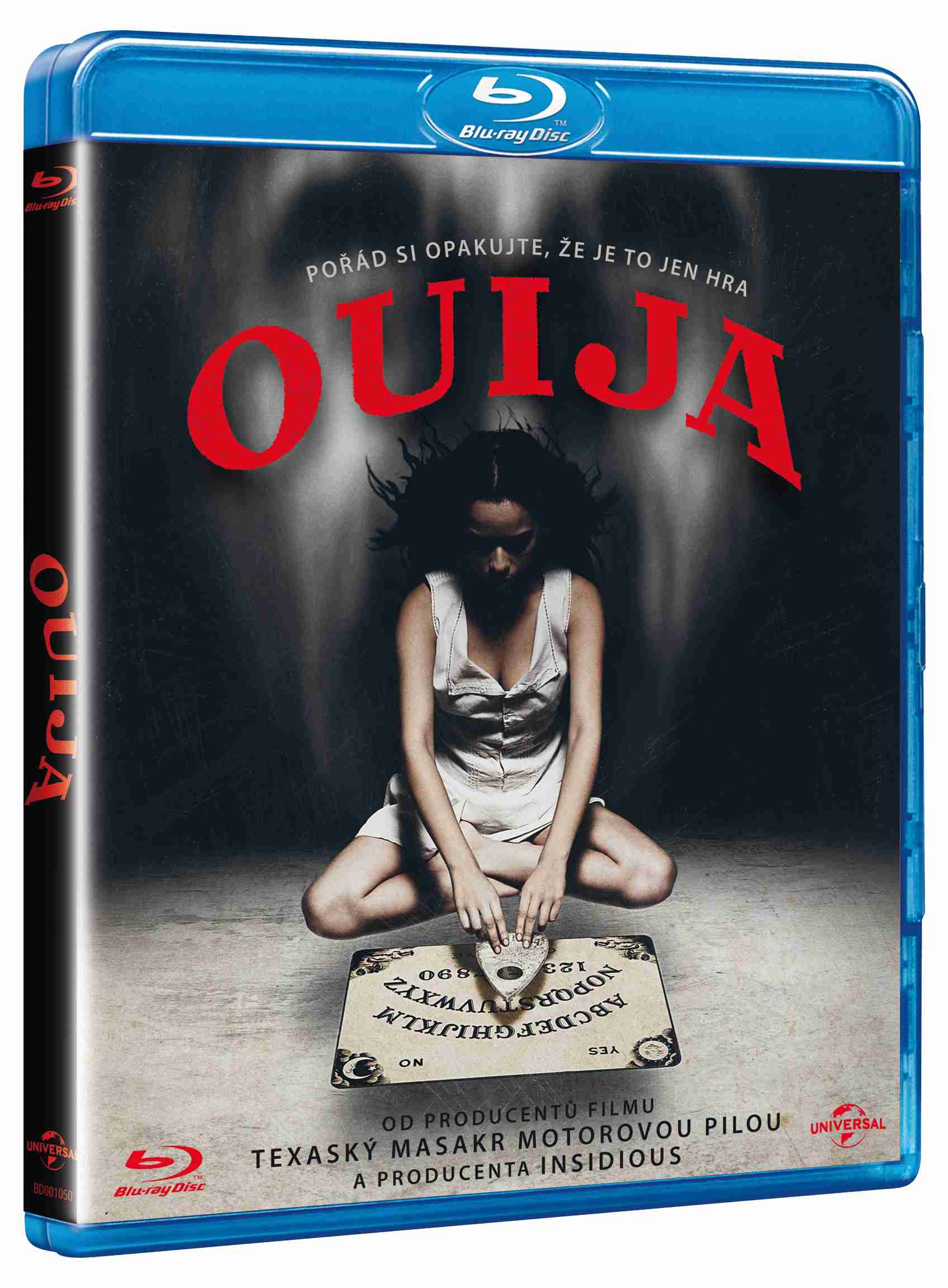 OUIJA - Blu-ray