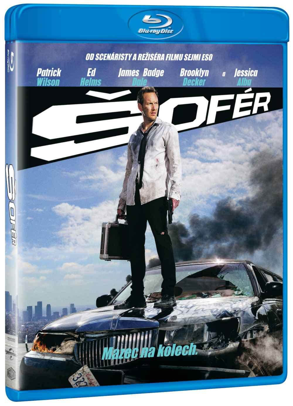 ŠOFÉR - Blu-ray