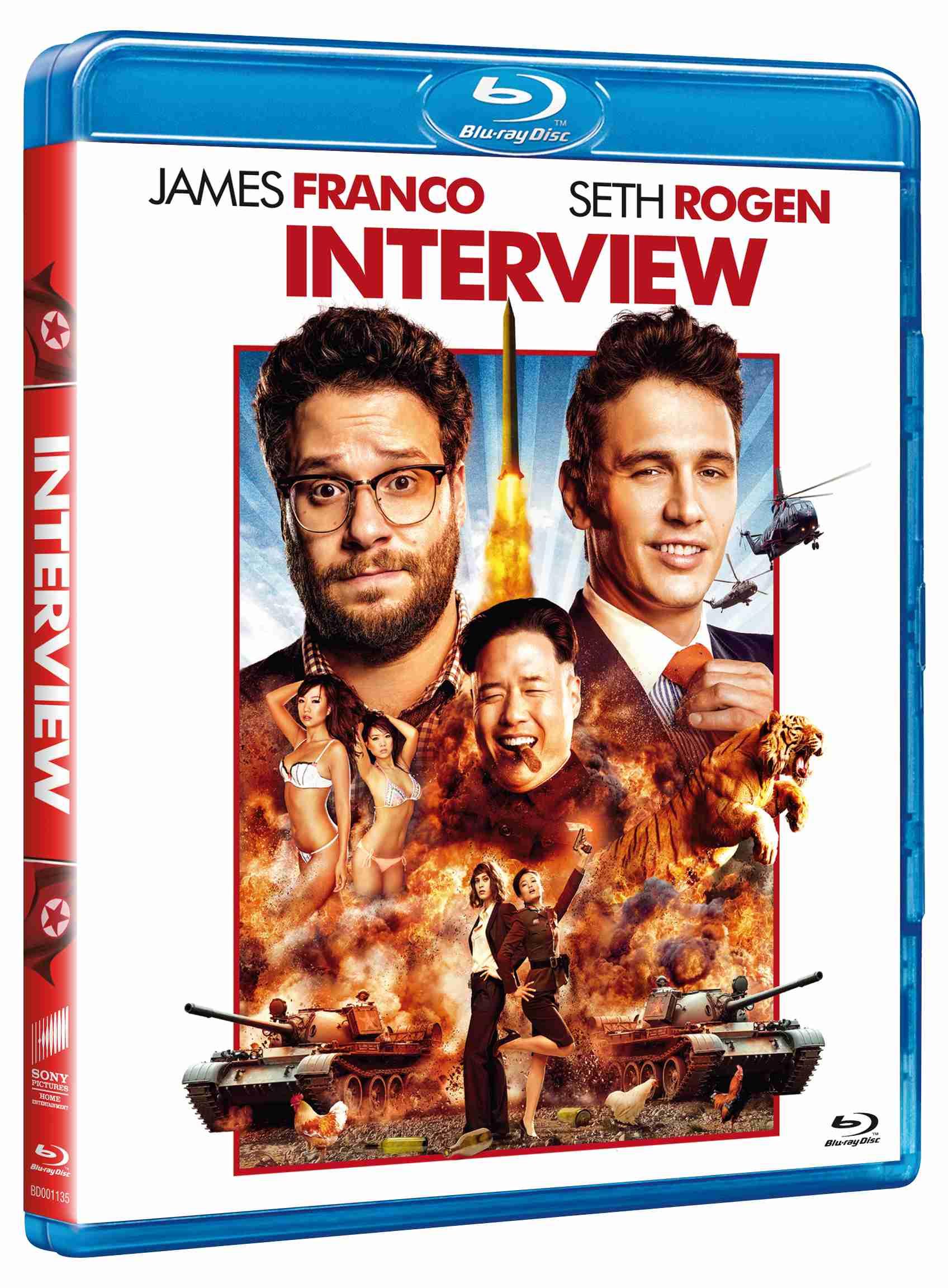 INTERVIEW - Blu-ray
