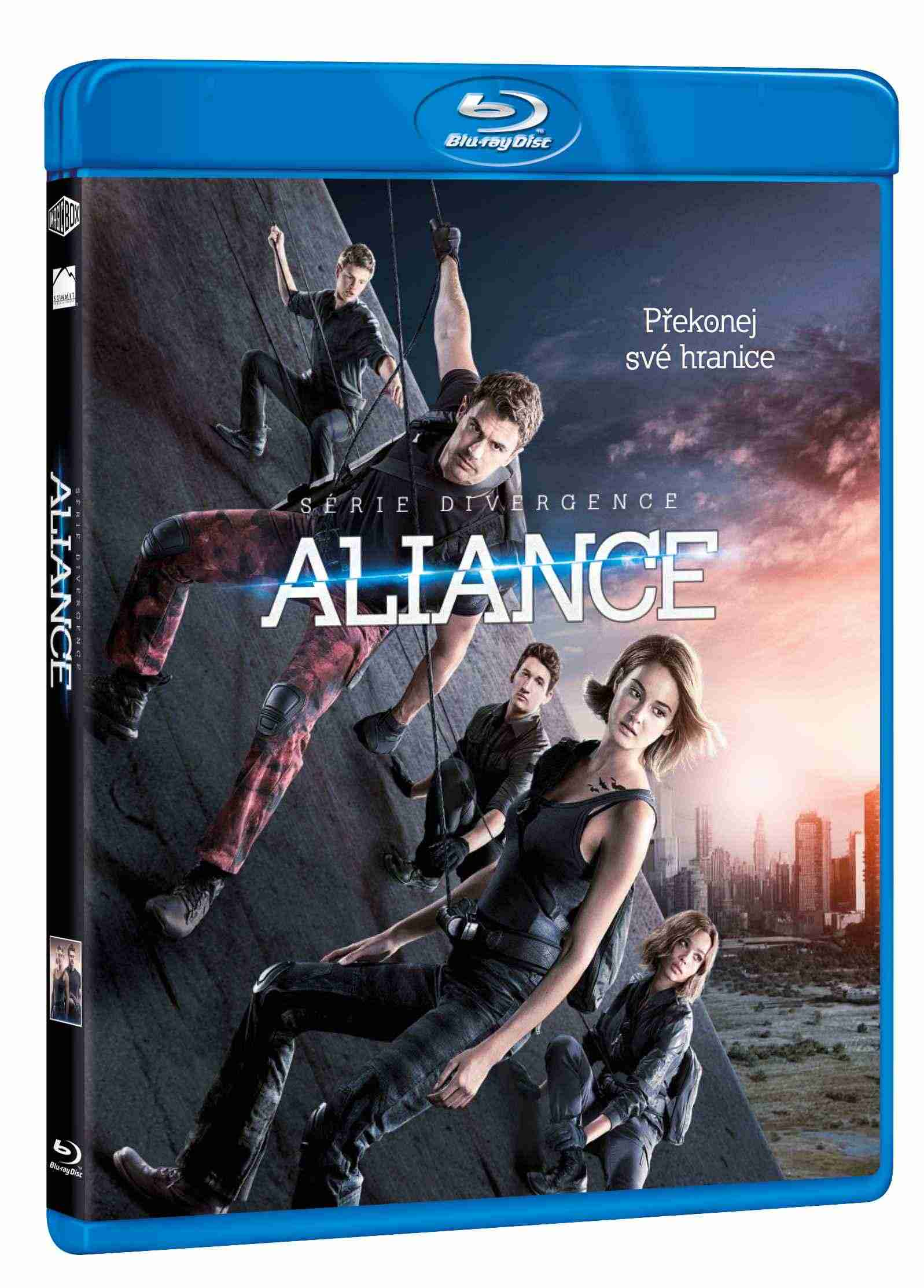 ALIANCE - Blu-ray
