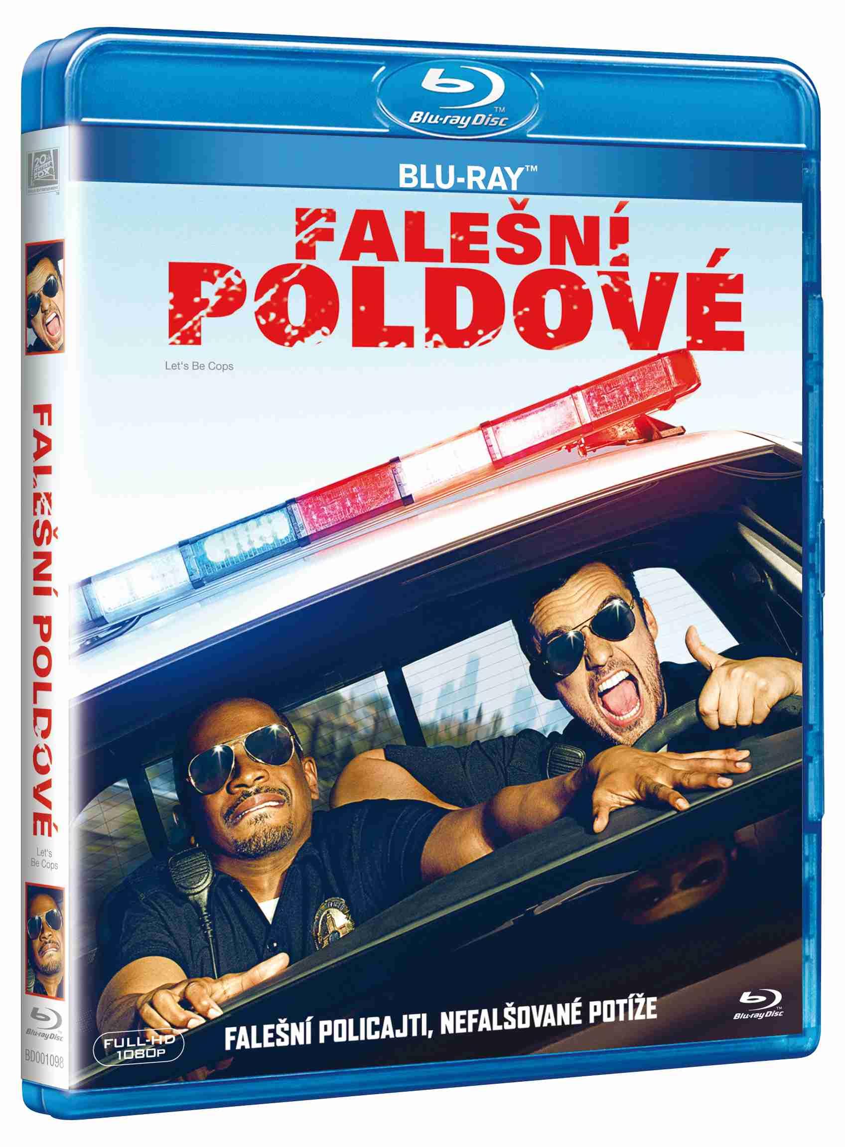 FALEŠNÍ POLDOVÉ - Blu-ray