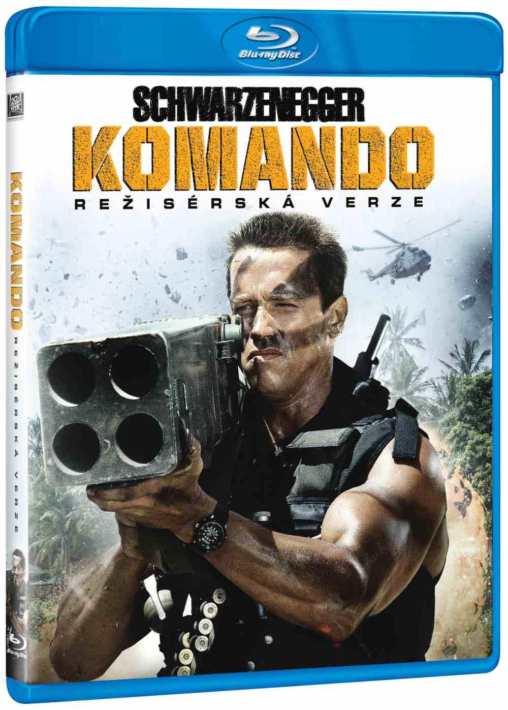 KOMANDO (Režisérská verze) - Blu-ray