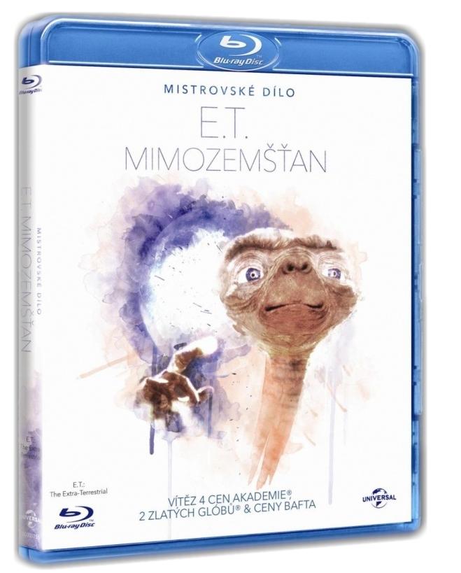 E.T. - MIMOZEMŠŤAN (Mistrovská díla 2015) - Blu-ray