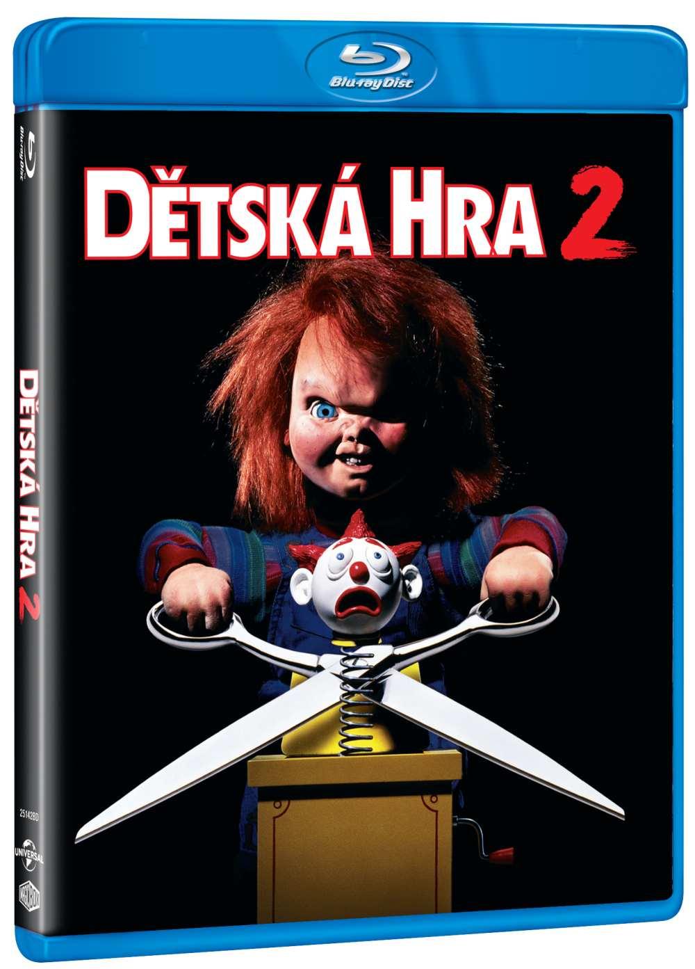 DĚTSKÁ HRA 2 - Blu-ray