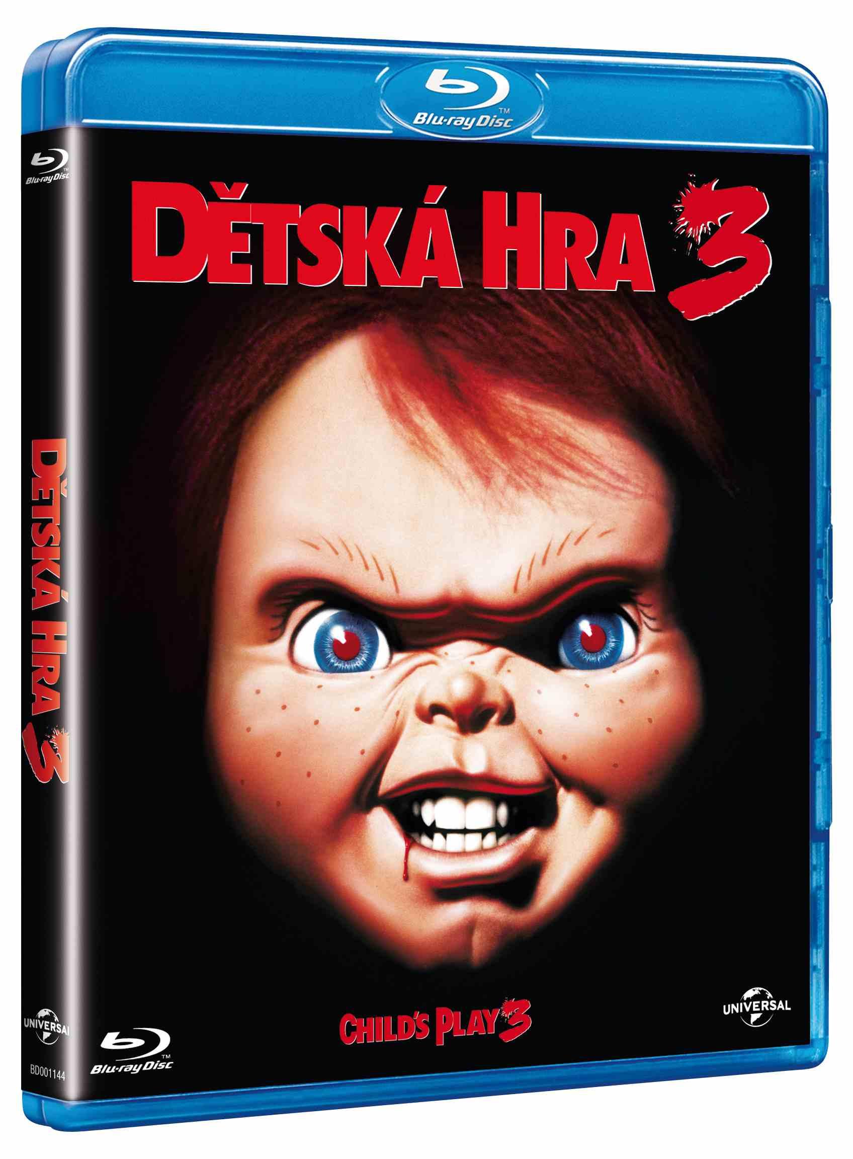 DĚTSKÁ HRA 3 - Blu-ray