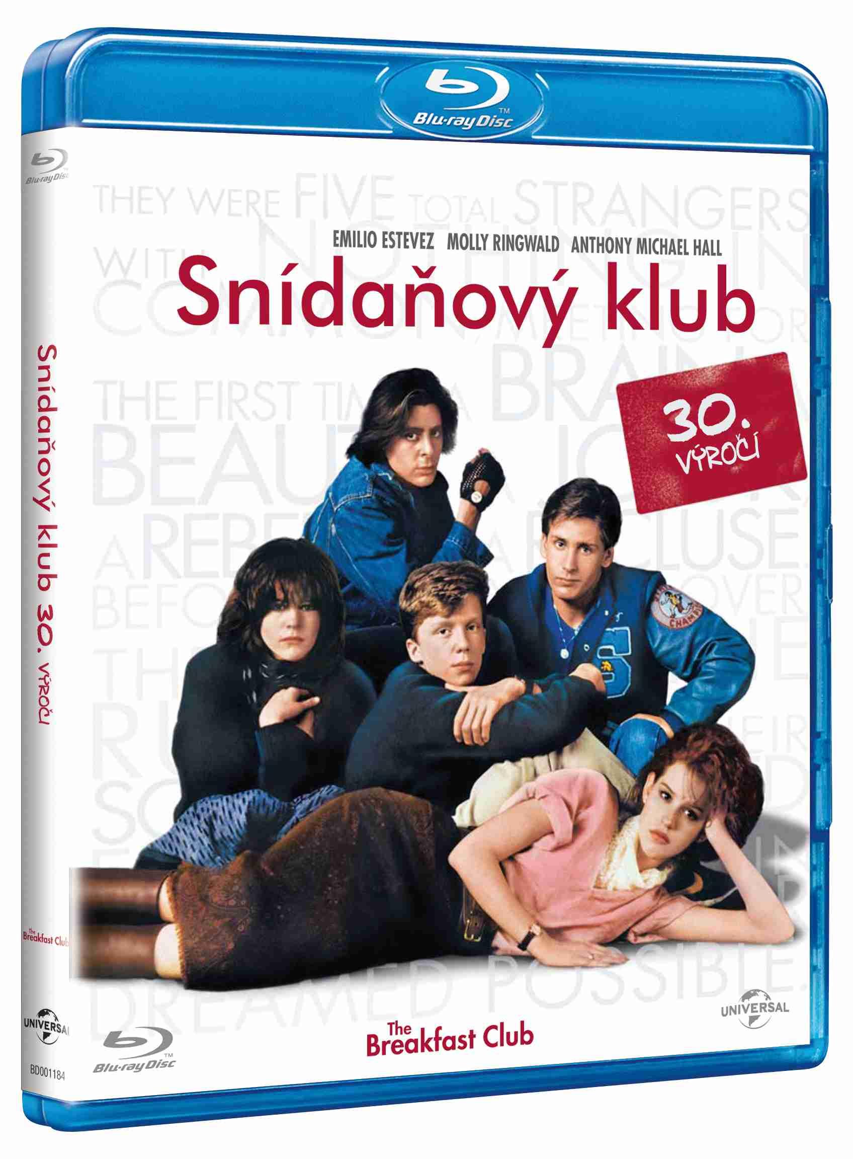 SNÍDAŇOVÝ KLUB - Blu-ray