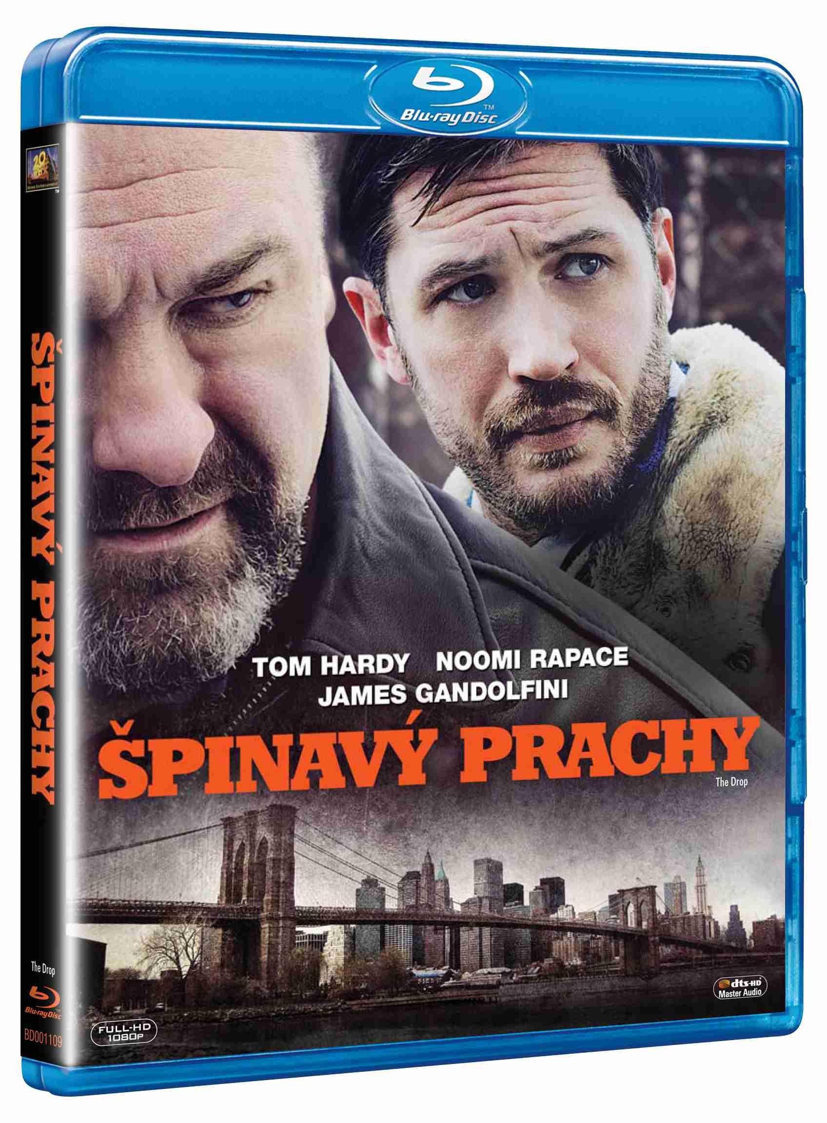 ŠPINAVÝ PRACHY - Blu-ray