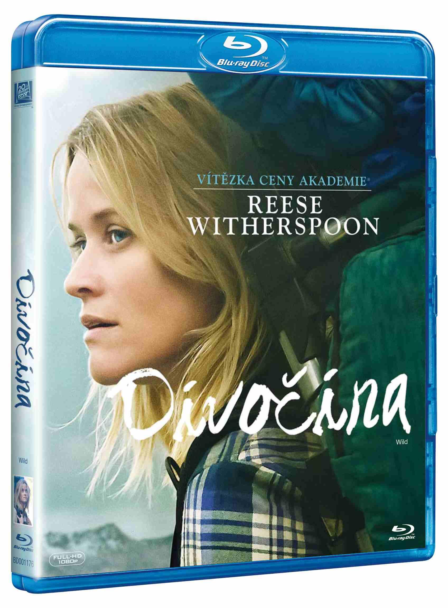 Divočina (2014) - Blu-ray