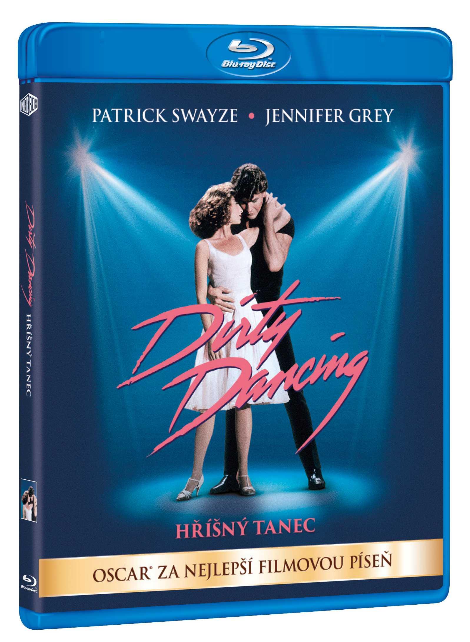 Hříšný tanec - Blu-ray