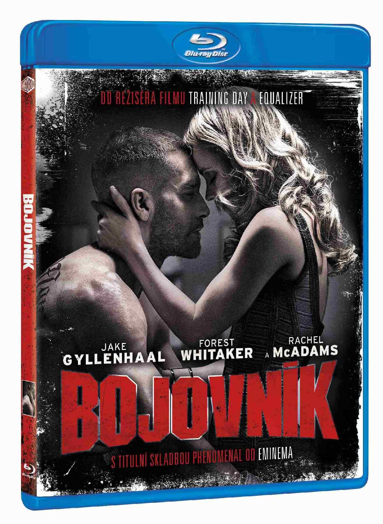 BOJOVNÍK - Blu-ray