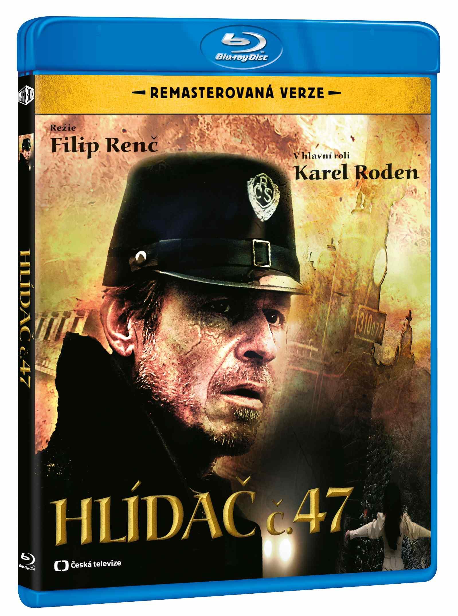 HLÍDAČ č. 47 (Remasterovaná verze) - Blu-ray